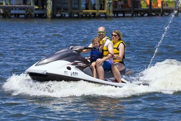 Day Trip 4 Hour Orange Beach Jet Ski Rentals near Orange Beach, Alabama