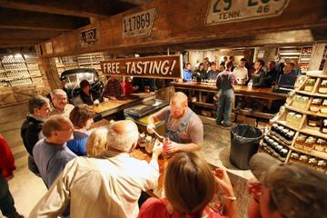 Day Trip Day Tour: Moonshine and Wine Tasting from Gatlinburg near Pigeon Forge, Tennessee
