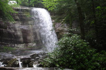 Smoky Mountains Guided Hike to Rainbow Falls