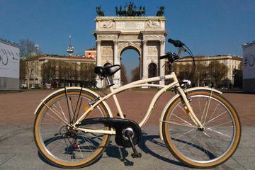 Fahrradtour durch Mailand