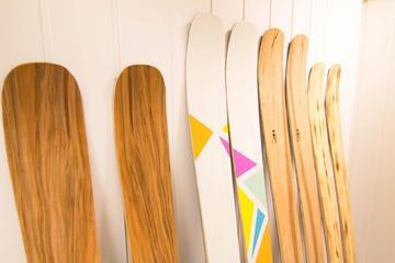 Ski Building Workshop in Tromso