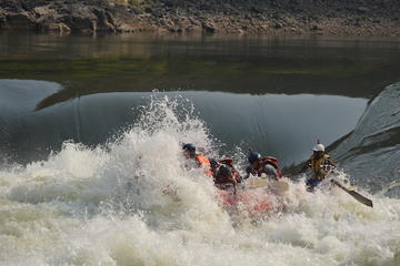 5 Days & 4 Nights Whitewater Rafting ...