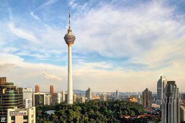 City tour de meio dia com entrada para a Torre Kuala Lumpur