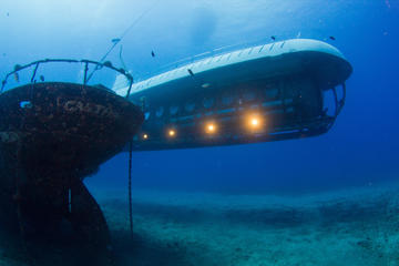 Aventura en el submarino Maui Atlantis