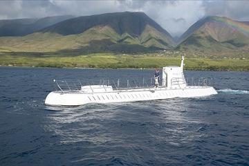 Aventura en el submarino Maui Atlantis y Royal Lahaina Luau