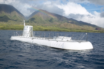 Avventura sul sottomarino Oahu Atlantis e crociera con cena al