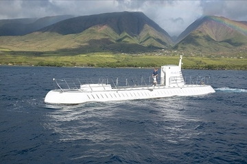 Maui: aventure en sous-marin et luau au Royal Lahaina