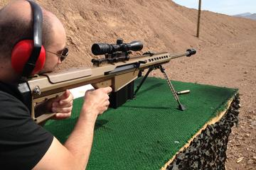 Outdoor Shooting Range Package from Las Vegas with Optional ATV and...