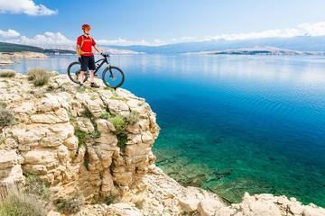 Island Pag Guided Bike Tour