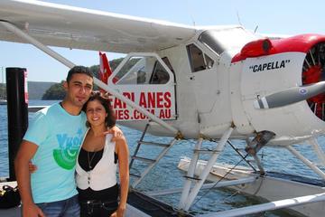 Mittagessen im Cottage Point Inn - mit dem Wasserflugzeug ab Sydney