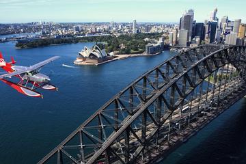 Panoramaflug über Sydney mit dem...