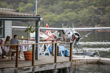 Reis med sjøfly fra Sydney og spis...