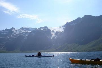Sea Kayaking In the Fjords of Northern Norway from Tromso