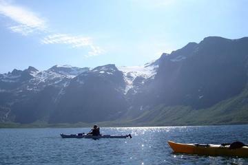 Sea Kayaking in Tromso