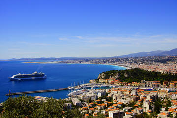Villefranche Shore Excursion: Private Day Trip to Nice Eze Villefranche La Turbie and Monaco