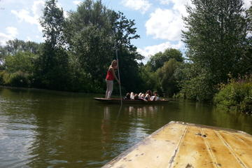 Private Chauffeured Punting Tour on...