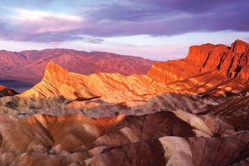 Exploration de la Vallée de la Mort en tout-terrain