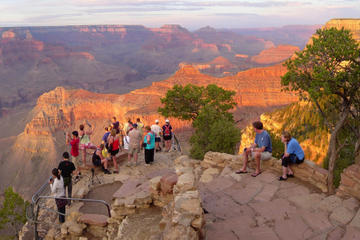 Margem sul do Grand Canyon por Tour...