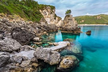 Paleokastritsa Corfu Town Wine taste...