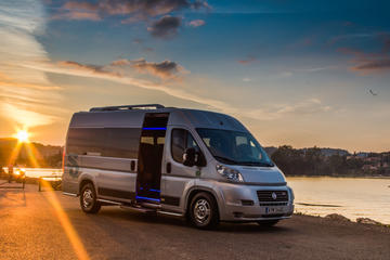 Private Transfer Corfu port or airport to hotel and return