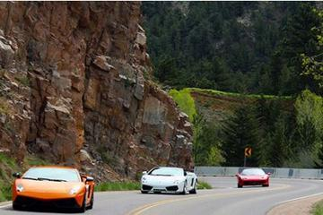 Multi-car 65 Mile Canyon Road Test...