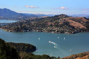 Helicopter Tour with Lunch in Sausalito