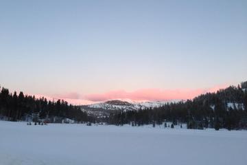 Lake Tahoe Snow Shoeing Tour
