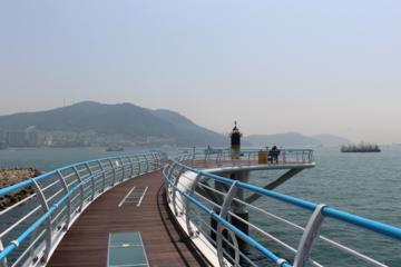 甘川洞文化村を含む釜山終日ツアー
