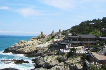 Full-Day Busan Tour Including Haedong...