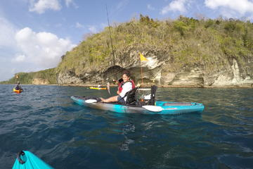 St Lucia Kayak Fishing Tour