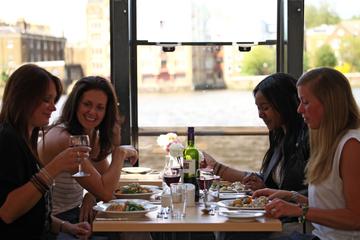 Déjeuner-croisière sur la Tamise avec...