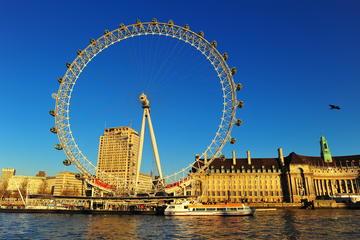 London Eye en sightseeingcruise op de ...