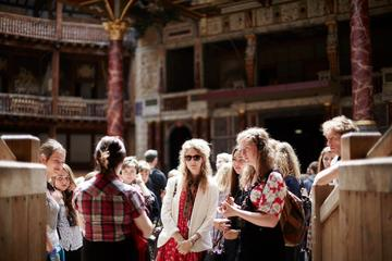 Shakespeare's Globe Theatre Tour with ...