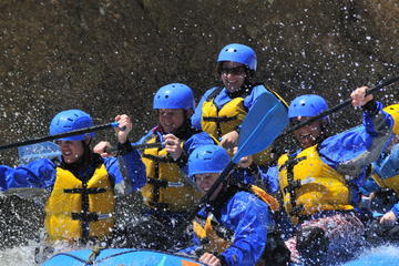 Numbers Half Day Rafting Trip with...