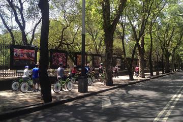 Excursão de bicicleta e cultura na Cidade do México, incluindo o...