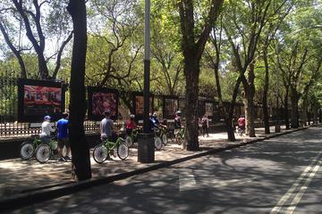 Excursão de bicicleta e cultural na Cidade do México, incluindo o...