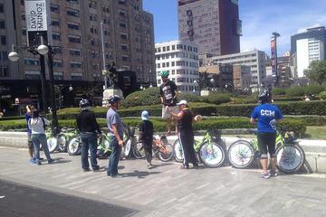 Excursão de Bicicleta pela Cidade do México: Coyoacan e Museu Frida...