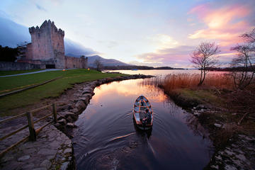 Nationalpark Killarney und Bootstour ...