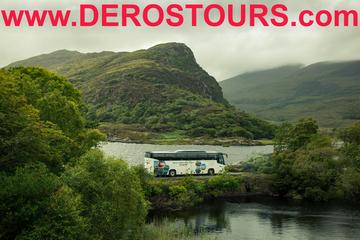Ring of Kerry-National Park-Lakes of Killarney-German Audio Commentary