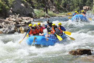 Browns Canyon Full Day Rafting