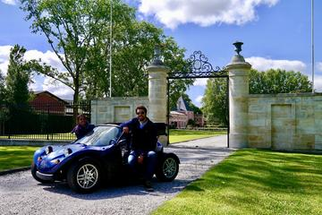 Full-Day Pauillac Médoc Self-Guided Wine Tasting Tour by Electric Car