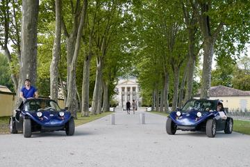 Half-Day Margaux Médoc Self-Guided Wine Tasting Tour by Electric Car