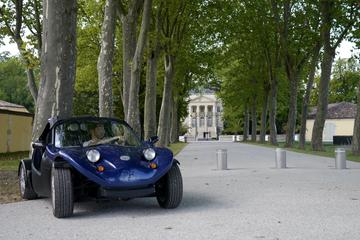 Margaux Médoc Half Day Self-Guided Cabriolet Tour from Bordeaux with...