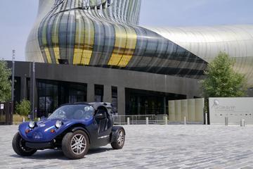 Margaux Medoc Self-Guided Cabriolet Tour with a 'La Cité du Vin' Wine Museum Priority Ticket