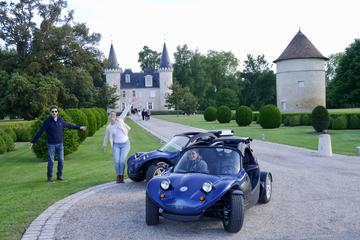 Medoc: Express Discovery Self-Guided Cabriolet Tour