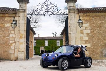 Saint-Emilion Full Day Self-Guided Cabriolet Tour from Bordeaux with...