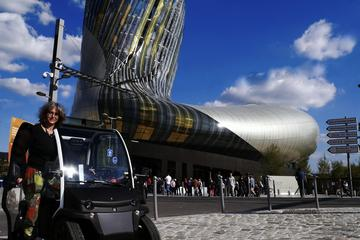 Self-Guided Bordeaux City Sightseeing Tour in an Electric Vehicle...