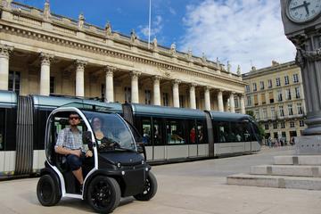 Visite touristique autoguidée de la ville de Bordeaux dans un...