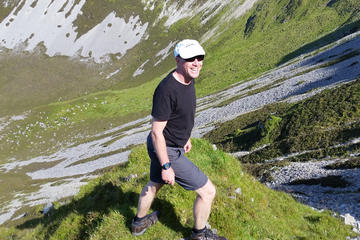 East West Traverse of Croagh Patrick...