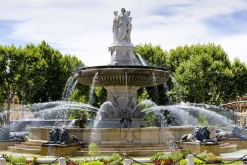 Escursione a terra a Marsiglia: tour di Aix-en-Provence da Marsiglia